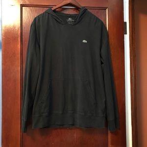 Lacoste Long Sleeve Hooded Shirt